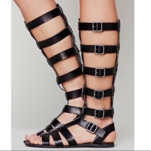 Free People Gladiator Sandals